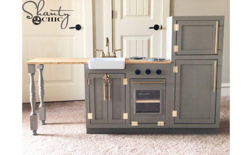 Play Kitchen PDF