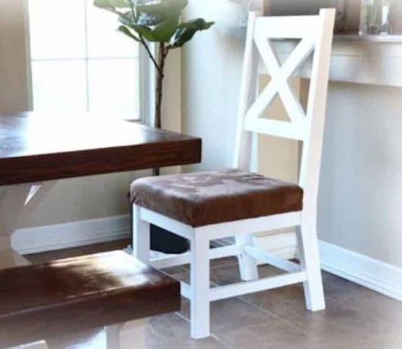 Farmhouse Dining Chair PDF