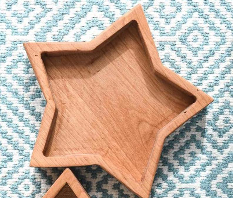 Free plans to build a Star Bowl.