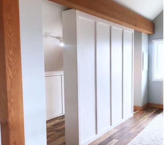 Room Divider Closet