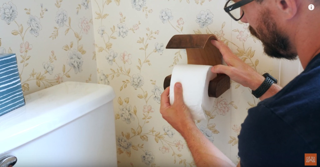 Cat Proof Toilet Paper Holder Free Project Plans.