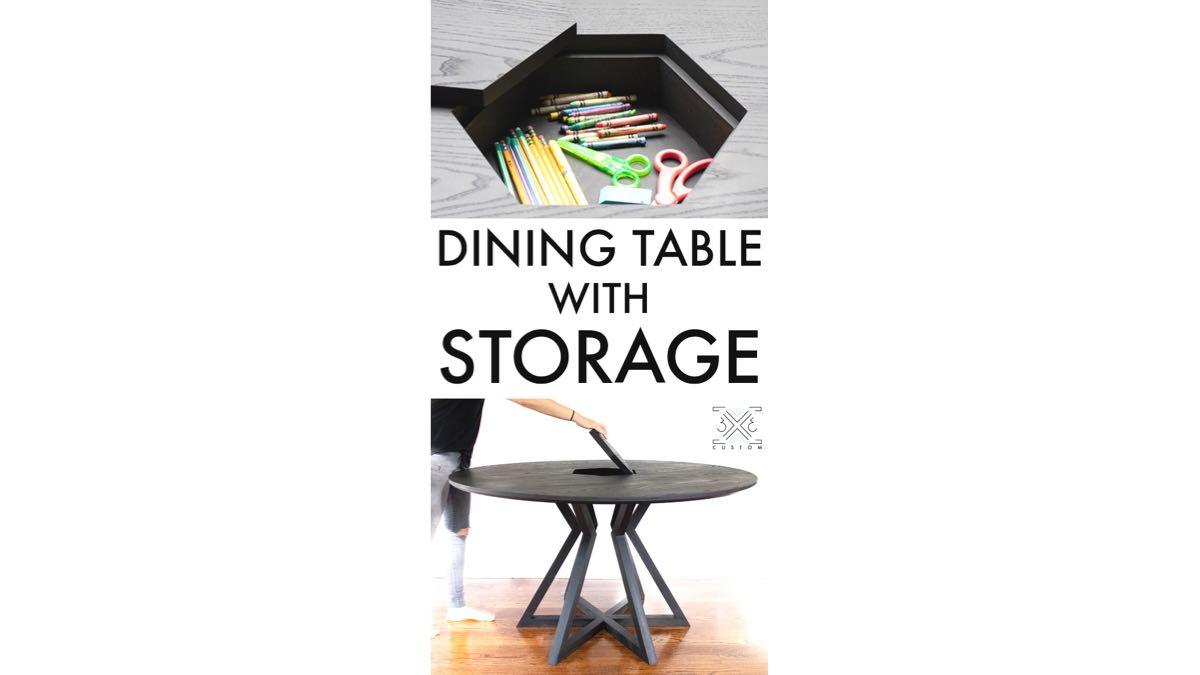 dining room table ideas diy