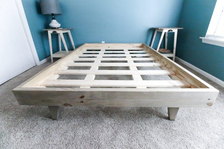 Learn how to build a platform bed.