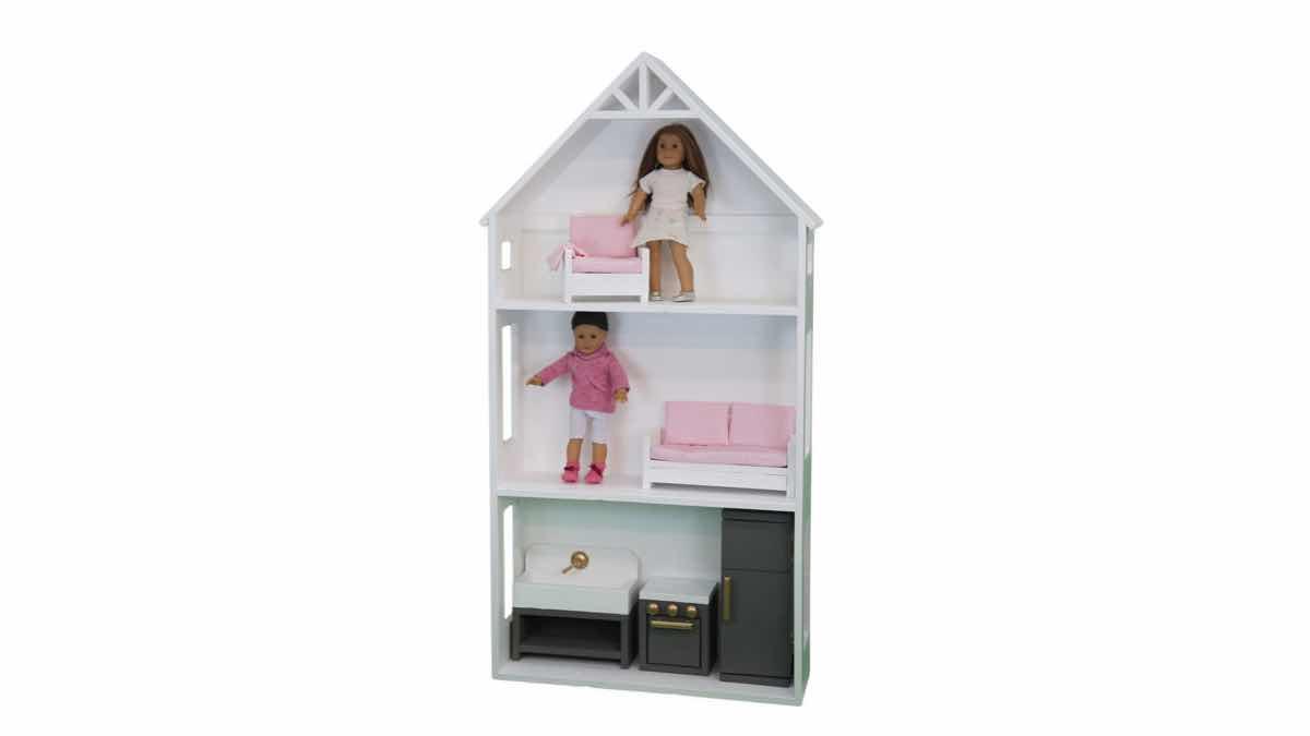 18 inch dollhouse diy