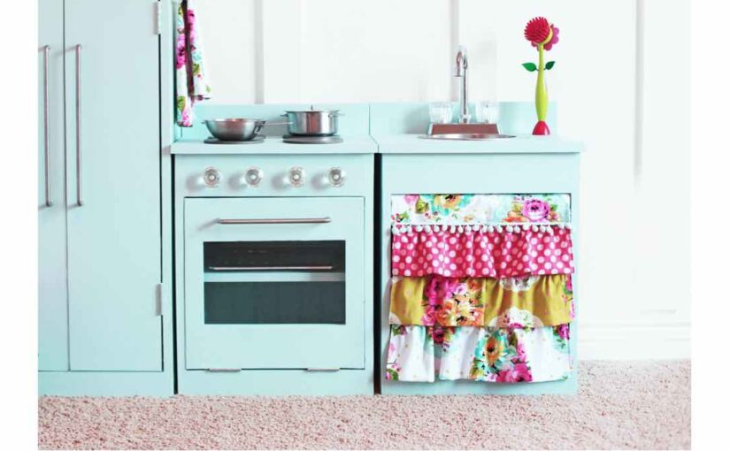 Play Kitchen Sink and Stove