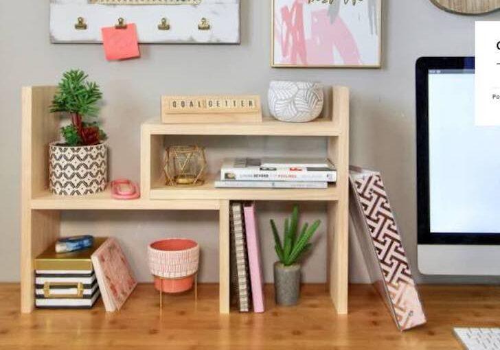 Office Shelf Organizer