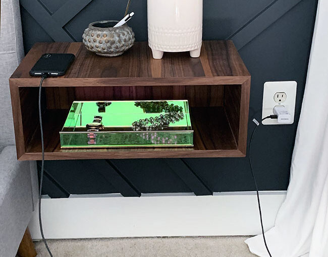 Floating Night Stand