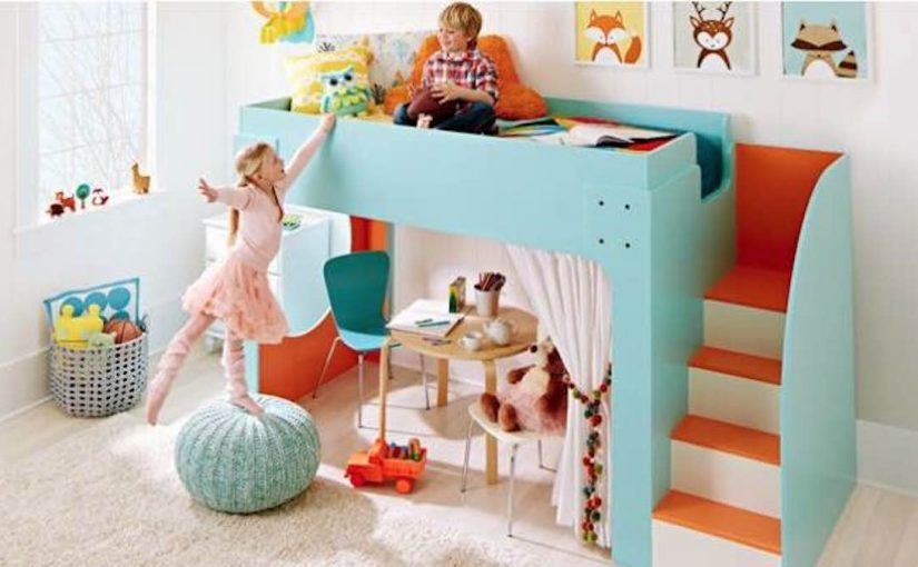 Junior Loft Bed