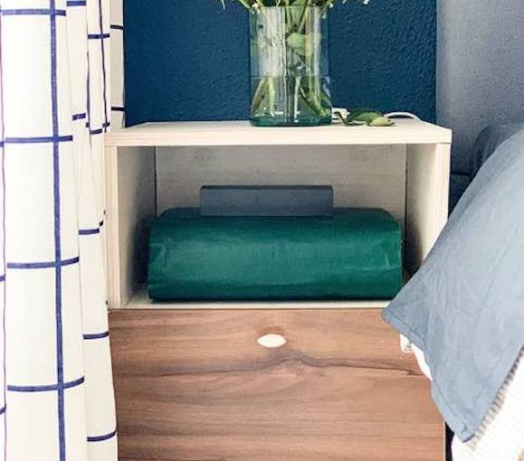 Modern Floating Nightstand
