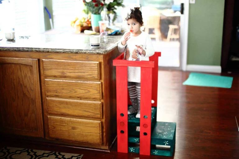 Toddler Step Stool