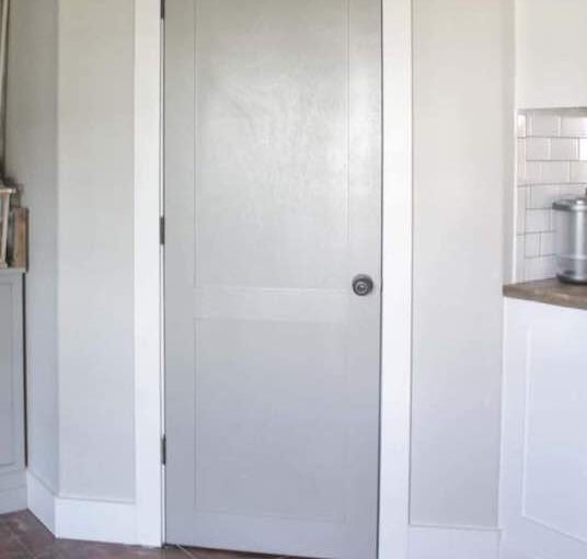 Hollow Door Makeover