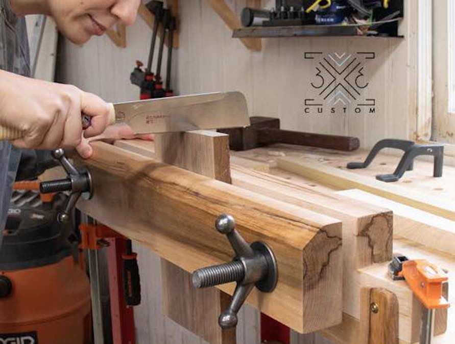 Build a Moxon Vise for your workshop.