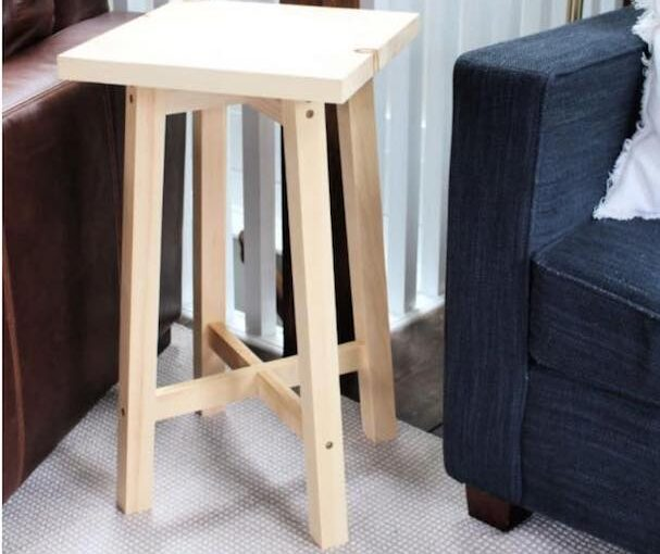 Simple Side Table