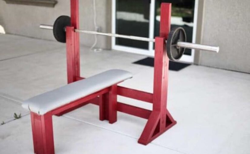 Workout Bench Press