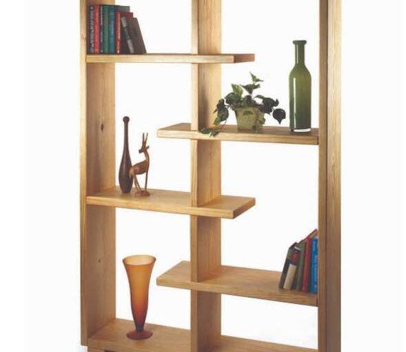 Contemporary Display Shelves
