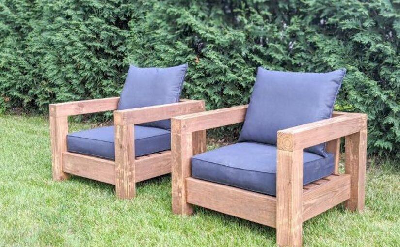 Patio Club Chairs