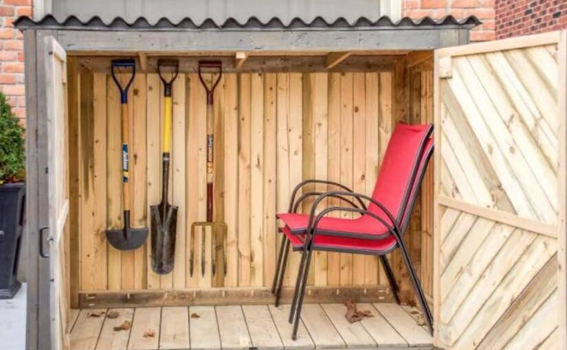 Building Plans For A Small Shed