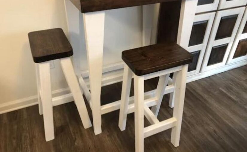Learn How To Build A Barstool