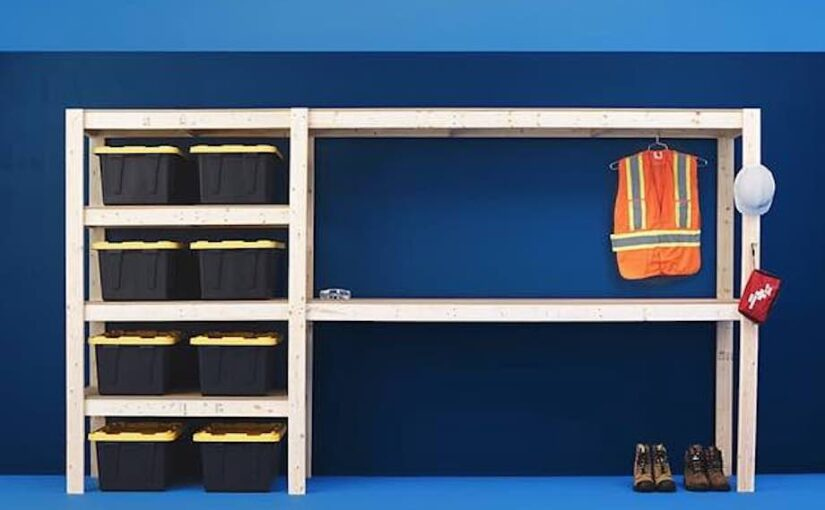 Garage or Workshop Storage Unit